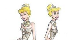 Les robes des princesses de Disney en vente chez