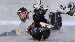 Le Red Bull Crashed Ice de retour à