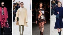 Monochrome, XXL et chic: les tendances mode automne