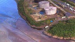 Déversement de mazout à Sept-Îles : « le pire est arrêté