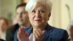 Louise Harel critique le projet de charte des valeurs