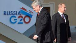 Syrie: Harper dénonce le veto de la Russie au Conseil de