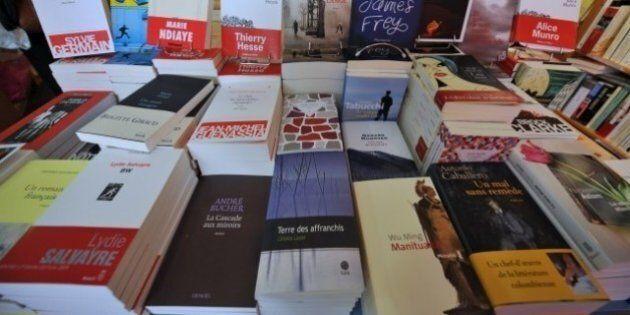Goncourt 2013: l'Académie dévoile une première sélection de 15 romans de 15 romans