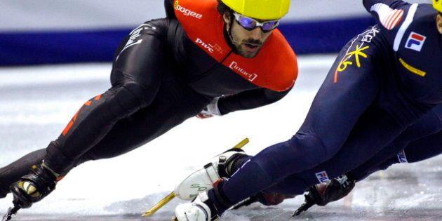 Charles Hamelin n'a pas l'intention de lever le pied d'ici les Jeux de