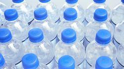 Fin de l'eau en bouteille à