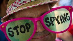 Une poursuite est déposée contre l'espionnage allégué de citoyens