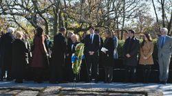 Obama se recueille sur la tombe de JFK à