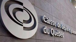 La Caisse de dépôt du Québec fait ses emplettes à