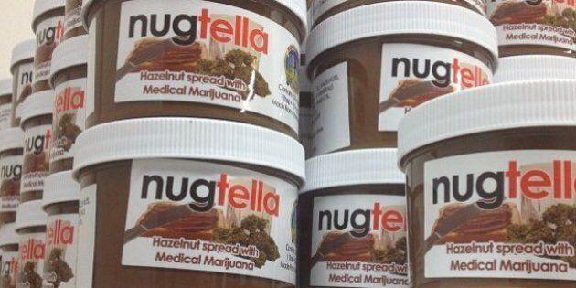 Du Nutella à la marijuana: le Nugtella, une pâte à tartiner à base de cannabis médicinal commercialisée...