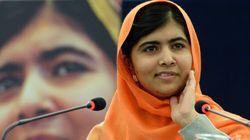 Le Parlement européen remet le prix Sakharov à Malala