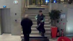 Il a croisé le tireur de Paris dans le hall de BFMTV mais n'a «rien vu ni entendu»