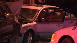 Un chauffeur de taxi a été abattu dans