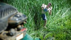 Il photographie son quotidien en géant ou en lilliputien