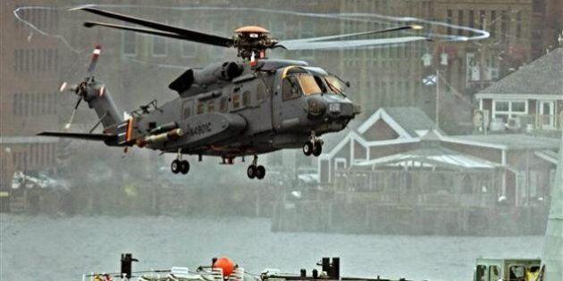 Ottawa pourrait renoncer aux hélicoptères