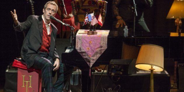 Hugh Laurie et le Copper Bottom Band « jazzent » la Maison symphonique de