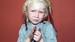 La police grecque tente d'élucider le mystère de la fillette