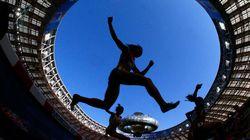 Mondiaux : le vernis arc-en-ciel d'une athlète ne passe pas
