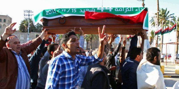 Une grève générale de trois jours est décrétée à Tripoli à la suite des violences des derniers