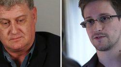 Edward Snowden: «Mon père induit les médias en