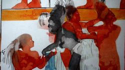 Guatemala: découverte de la première peinture à fresque connue de l'époque maya
