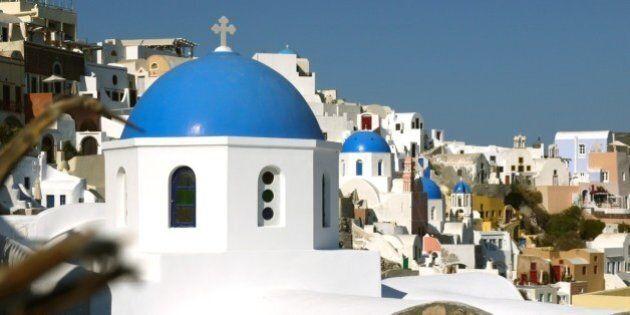 Santorin, Fira, Oia: un patrimoine grec bien conservé
