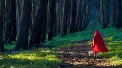 Petit chaperon rouge: un conte qui a fait du