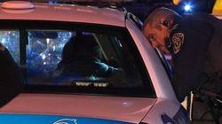 Saint-Eustache: un chauffard arrêté au terme d'une poursuite