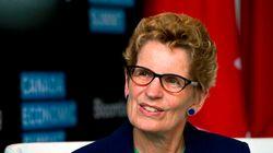 La première ministre ontarienne critique indirectement le projet de charte des valeurs