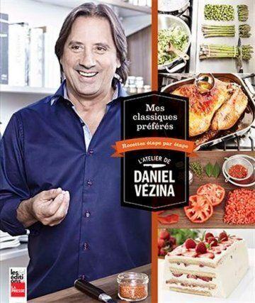 Le nouveau livre de Daniel Vézina est