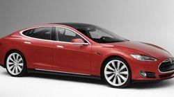 Une hausse majeure du prix de vente de la Tesla Model S au