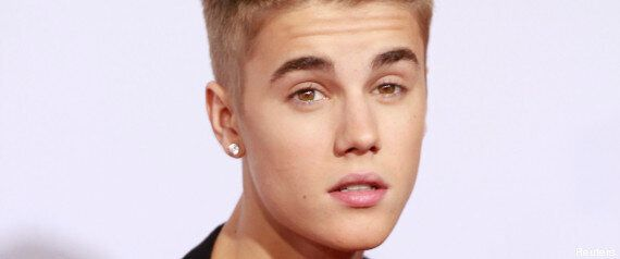 Justin Bieber nu pour sa