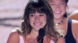 L'émouvant hommage de Lea Michele à Cory Monteith