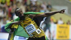 Usain Bolt champion du monde du