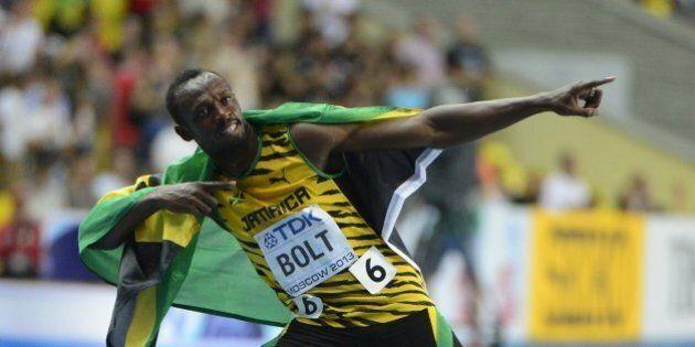 Mondiaux d'athlétisme 2013: Usain Bolt champion du monde du