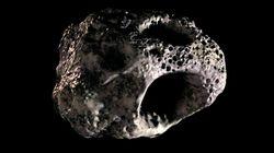 Une météorite gigantesque pourrait avoir frappé le