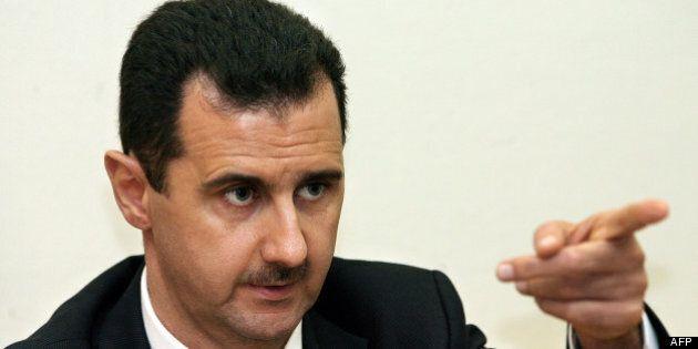 Une opération en Syrie va provoquer une guerre régionale, selon Bachar