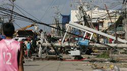 Un fonds d'aide pour les victimes du typhon