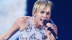 Miley Cyrus domine les recherches sur Yahoo Canada, devant Rob