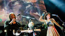 Concert surprise du groupe Arcade Fire ce soir à la
