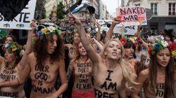 Femen et Misogynes : la fois où je me suis fait