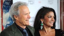 Clint Eastwood et sa femme Dina