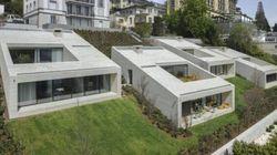 Les villas troglodytes du