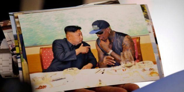 Corée du Nord: Kim Jong-un est papa d'une fillette, révèle Dennis