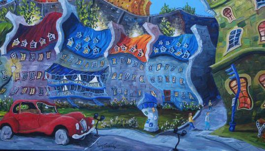 Les mouvements artistiques nés au Québec