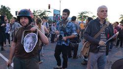 Casseroles à Montréal: des manifestants dénoncent le gouvernement