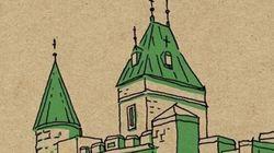 Le bédéiste Guy Delisle redécouvre la Capitale avec «Croquis de