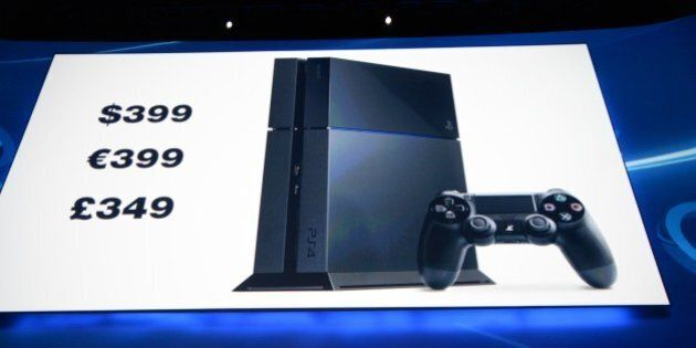 PlayStation 4: la date de sortie