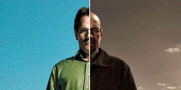 Fin de saison 5 de Breaking Bad : retour sur la transformation de Walter White (PHOTOS.