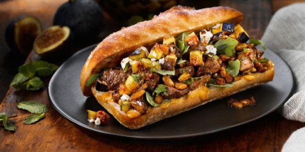 Le meilleur sandwich au pays se trouve à