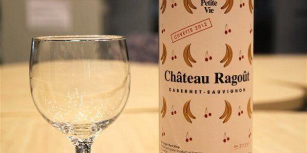 Le Château Ragoût, le vin de La petite vie est arrivé à la